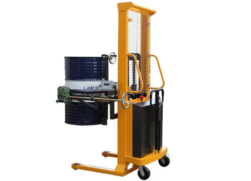 多功能电动油桶车