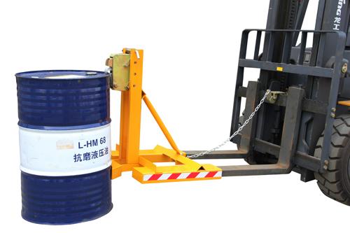 轻型单鹰嘴油桶夹具