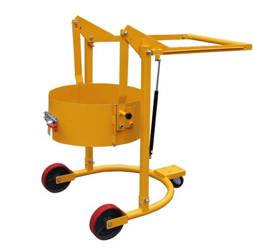 机械旋转式油桶车