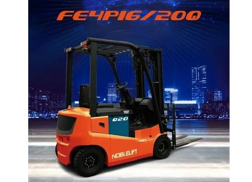 FE4P16-20Q四支点平衡重电动叉车